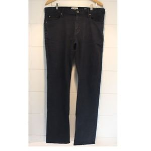 William Rast Men's Dean Slim Straight Leg Jeans